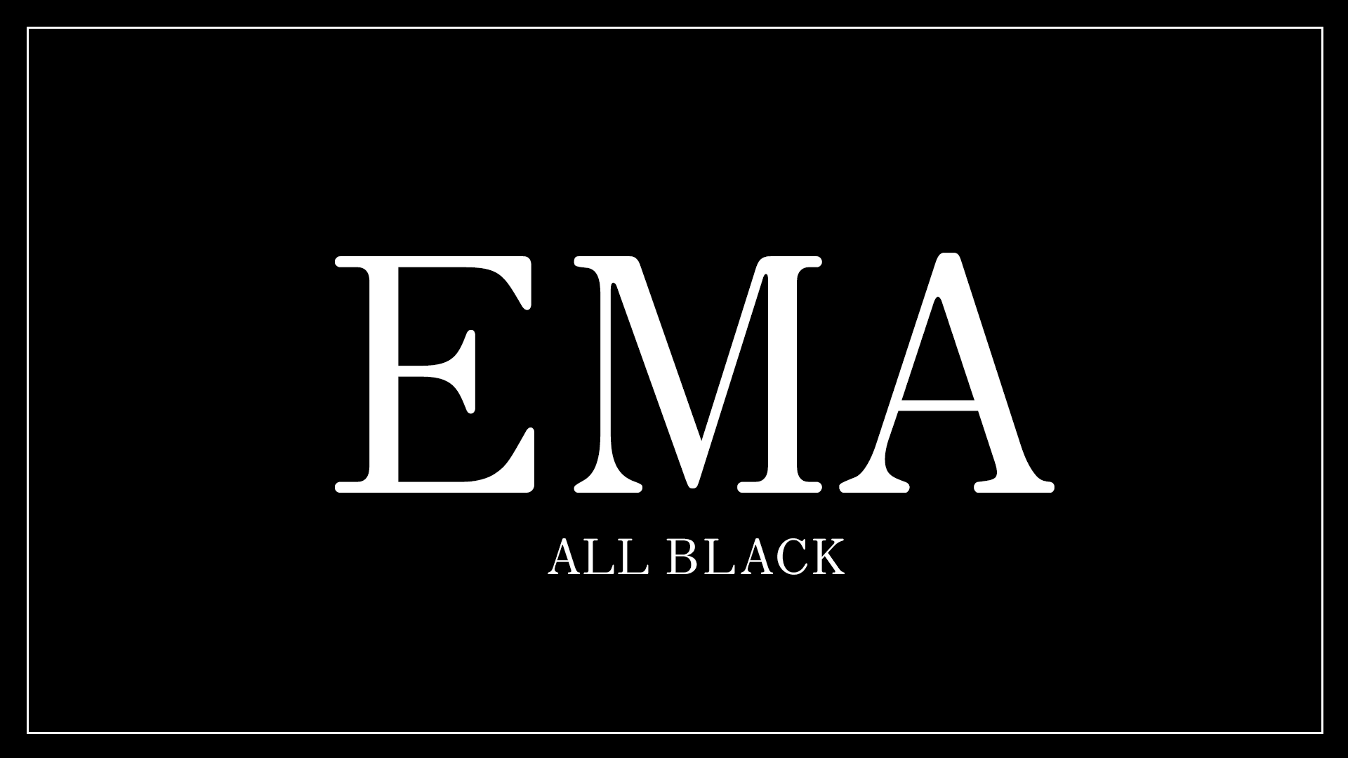 【AIR GROUP】ALL BLACK「EMA」に密着
