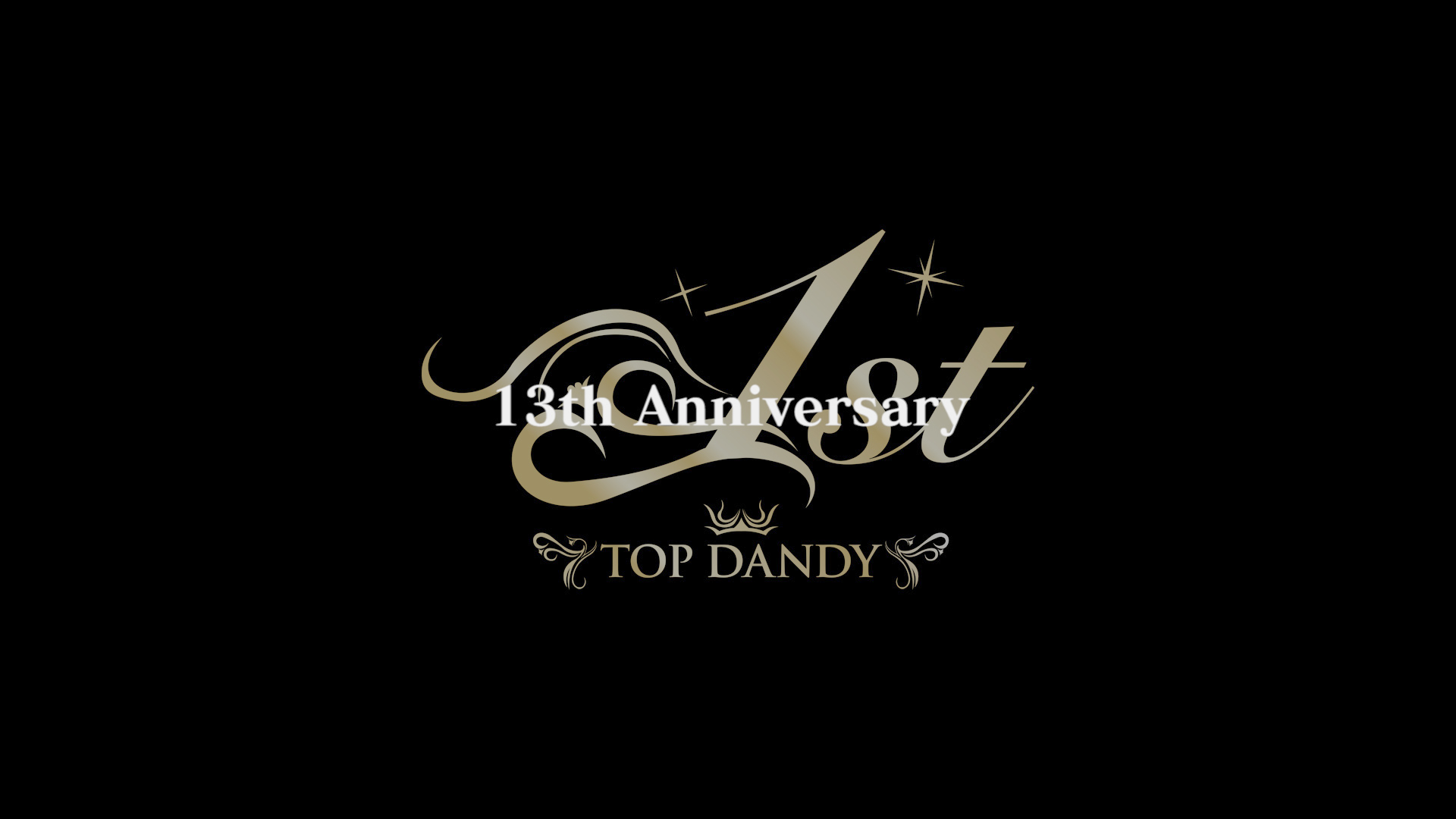 TOP DANDY -1st-・13th Anniversary