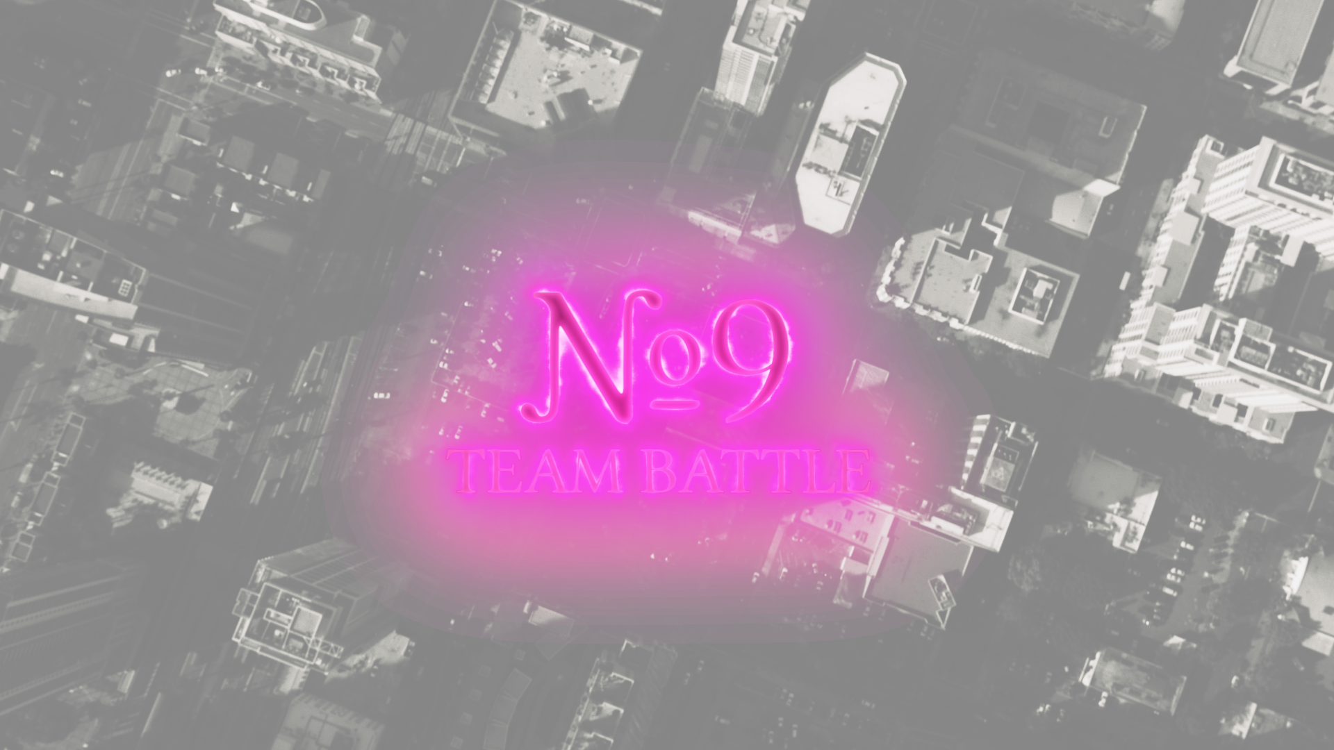 №9 TEAM BATTLE