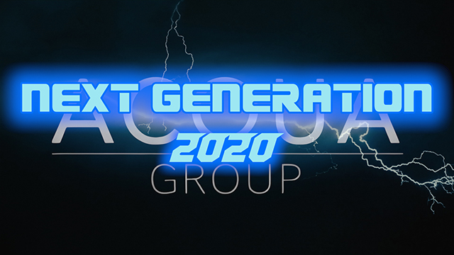 【ACQUA Group】NEXT GENERATION 2020